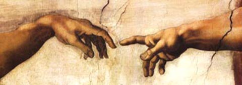michelangelo-god-and-adam-fingers-touch-creation